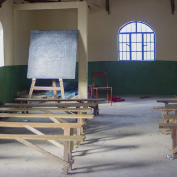 Noor Aid Madressa Classroom