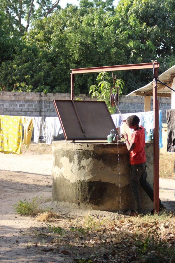 Noor Aid Water Well 2