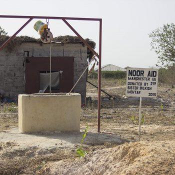 Noor Aid Water Well